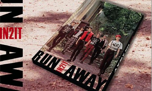 【8月10日(土) 15:00】IN2IT 『RUN AWAY』販売記念サイン会応募代行受付中