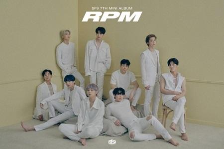 【10月26日(土) 18:00】SF9『RPM』販売記念サイン会応募代行受付中