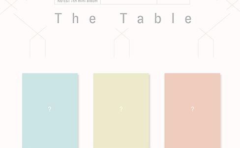 【10月26日(土) 19:00】NU'EST『The Table』販売記念サイン会応募代行受付中