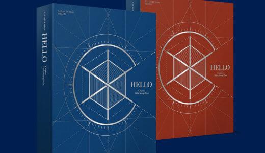【11月24日(日) 20:30】CIX  『HELLO』Chapter 2. Hello, Strange Place販売記念サイン会応募代行受付中