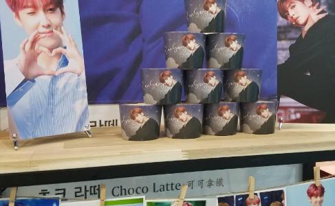 【カップホルダー】韓国内カフェ設置代行