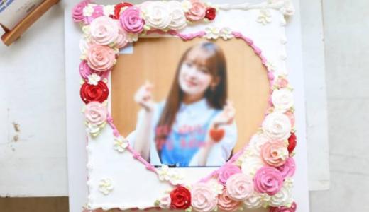 【韓国ケーキサポート代行】ハートガーデン
