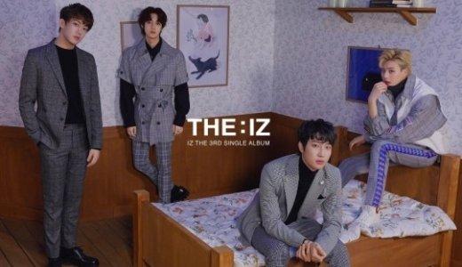 【2月14日(金)19:30】IZ『THE:IZ』販売記念サイン会応募代行受付中