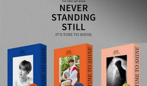 【2021年1月開催予定】カンダニエル『NEVER STANDING STILL』販売記念映像通話サイン会応募代行受付中