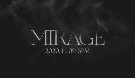 MKメディア【11月22日(日) 18:00】ハソンウン『MIRAGE』販売記念映像通話イベント応募代行受付中