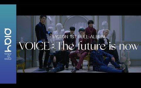応募締切変更 mymusictaste【開催日時未定】VICTON『VOICE : The future is now』 映像通話サイン会応募代行受付中