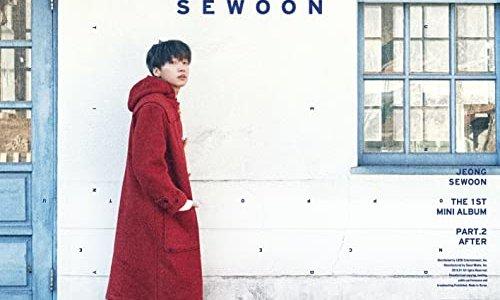 シンナラレコード【1月7日(木) 18:00】JEONG SEWOON 1ST ALBUM『24 PART 2』 映像通話サイン会応募代行受付