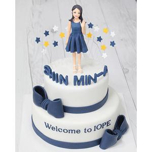 【韓国ケーキサポート代行】オーダーメイドケーキ