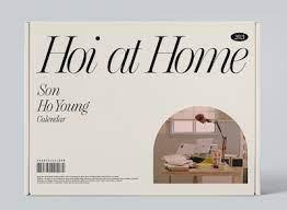 YES24オンライン【4月3日(土) 18:00】ソンホヨン『2021 호이력 HOI at HOME』販売記念オンラインサイン会応募代行受付中