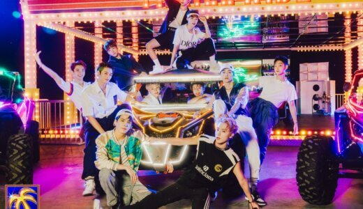ミュージックコリアオンライン【8月14日(土) 19:00】THE BOYZ『THRILL-ING』映像通話サイン会応募代行受付中