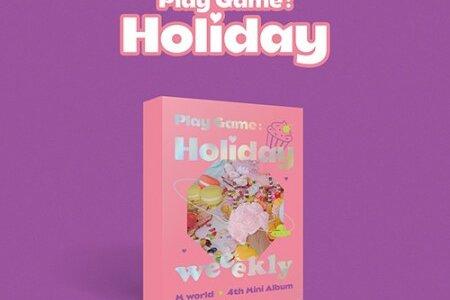 アップルミュージック【8月7日(土)17:00~】Weekly『Play Game:Holiday』販売記念映像通話サイン会応募代行受付中
